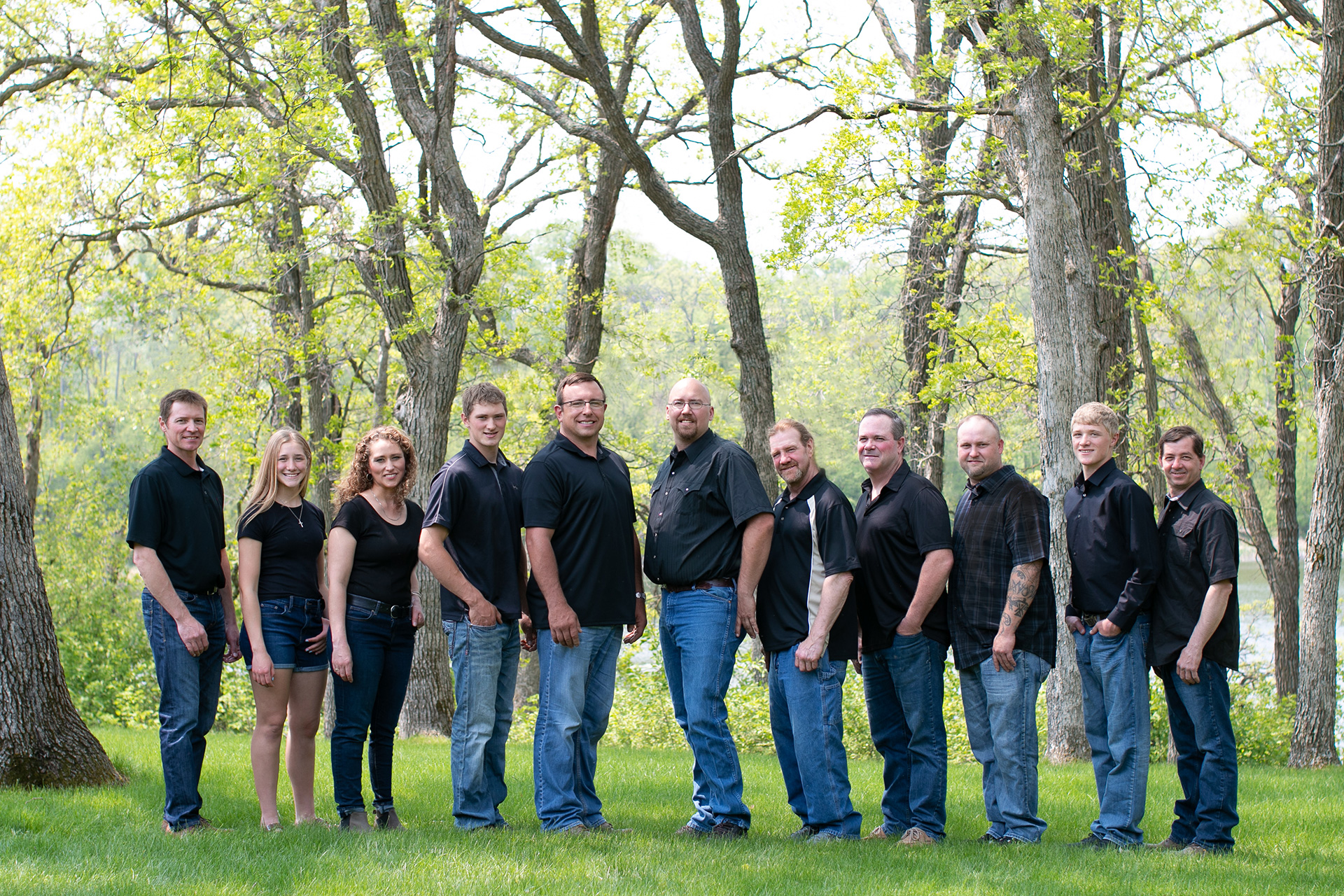 The Building Team of Briard Construction